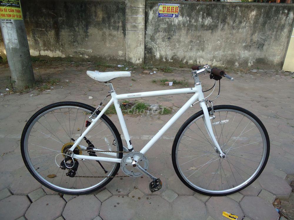 Xe Weekend Bikes - Nhật Bản (màu trắng)