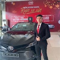 Showroom Toyota An Sương TAS