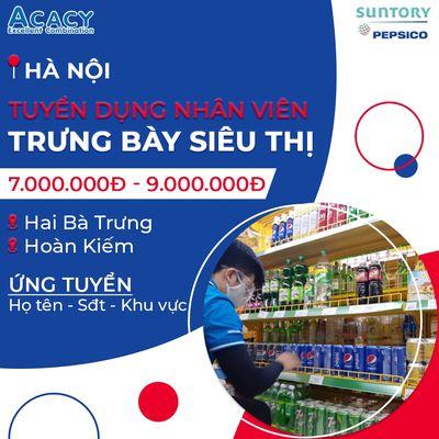 Pepsico Đã Đến Hà Nội - Apply Ngay Kẻo Muộn Màng