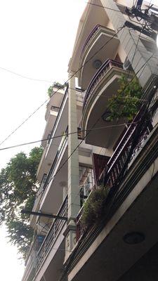 Bán nhà 4 tầng ngay sau căn MT Trường Sa, PN