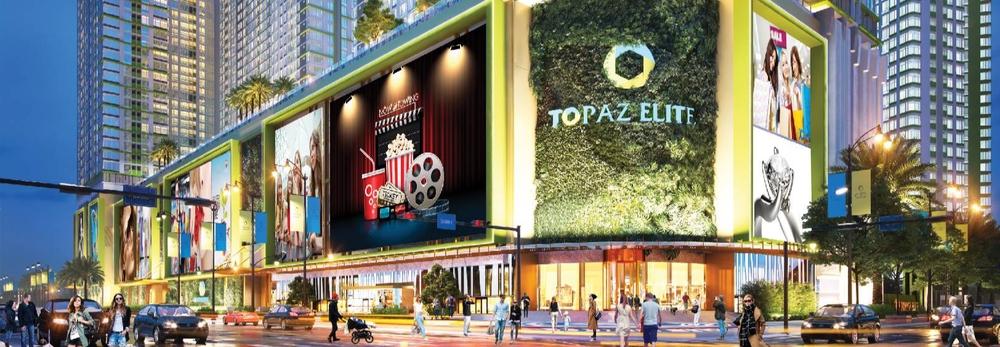 Căn hộ Topaz Elite - Topaz City - Topaz Home2
