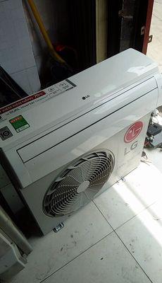Máy lạnh LG 1hp inveter mói 90%