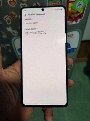 Samsung A71 128gb,màn đẹp ,zin all