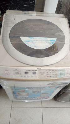 máy giặt sanyo 8kg cửa nghiên