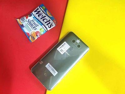 Đăng bán LG G6 _ màu bạc #nguyên zin máy chính hãn