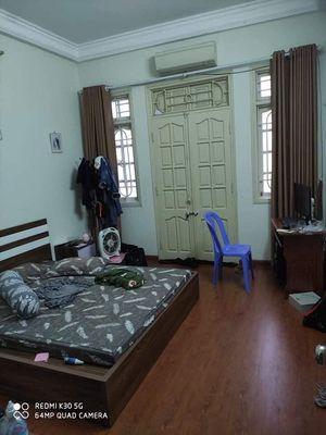 Nhà Hoàng Quốc Việt 29m2x5T,ngõ rộng,gần phố,2.9T