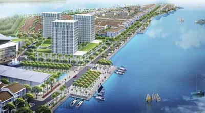 Đất nền Mặt tiền Đại Lộ Ngôi Sao Việt Marine City