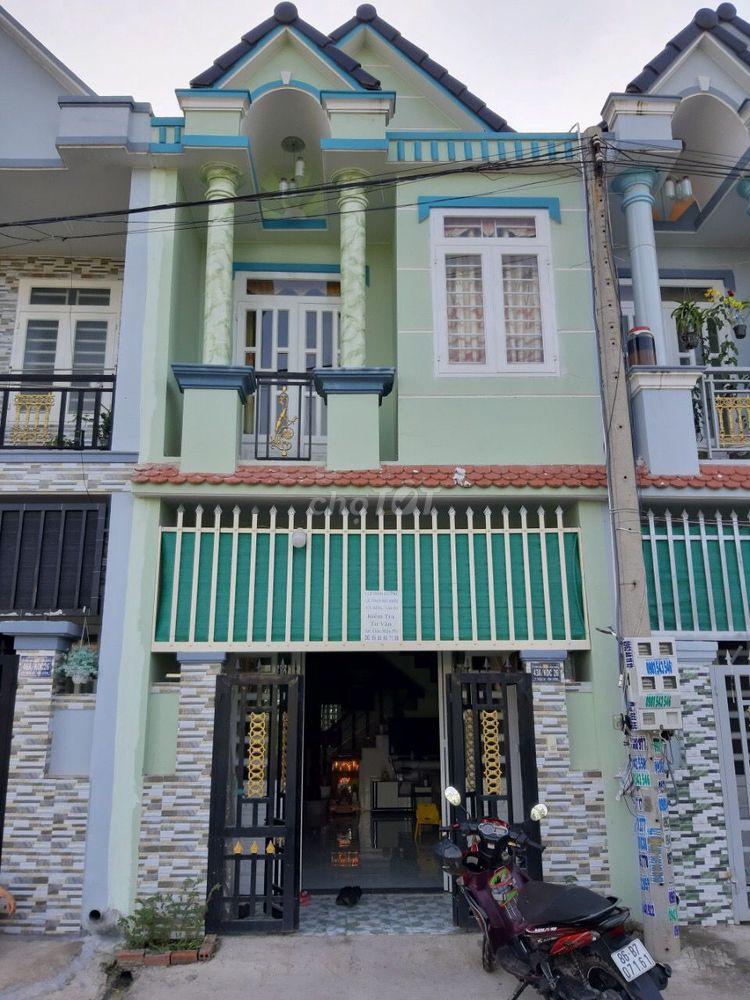 Bán Nhà Thị xã Thuận An 1 Trệt 1 Lầu Giá Rẻ