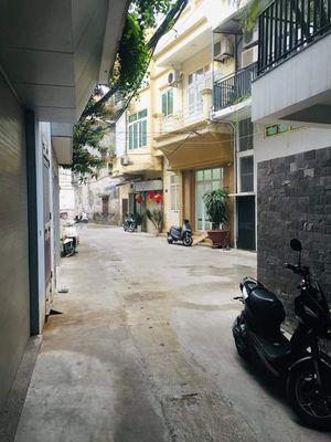 Sốc: 60tr/m2 nhà 4 tầng phố Lạc Trung, ôtô đỗ cửa.