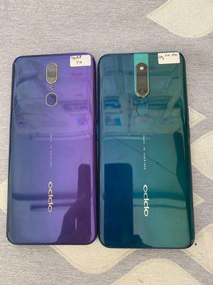 OPPO F11 pro xanh 6G/128G zin đẹp keng
