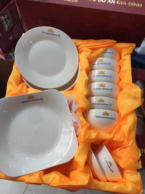 Bộ bát đĩa 11 món Vietnam Airline