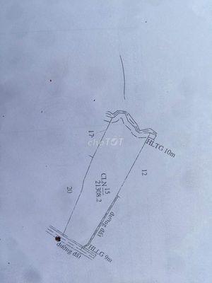 Bán Đất dự án sân bay xã Tân Lợi, 21.308m2 TL