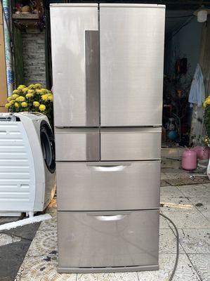 Tủ lạnh MITSUBISHI MR-JX56LX-N 555L Date 2014