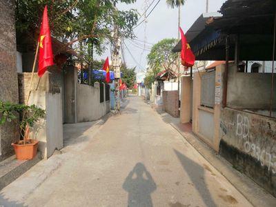 Bán đất mặt ngõ 284 Đồng Hòa, Kiến An, Hải Phòng