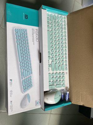 Combo phím và chuột không dây IK6630