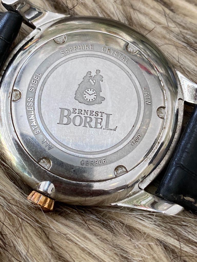 0908357601 - Đồng hồ Nam Borel chính hãng