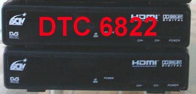 Đầu Thu Kỹ Thuật Số HD SCTV