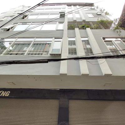 Bán ccmn Phạm Văn Đồng 170m2x7T 34 phòng giá 18 tỷ