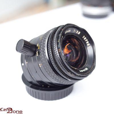 Ống kính máy ảnh PC-Nikkor 35mm F/2.8 ngàm Nikon
