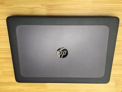 HP-ZBOOK  15 G4--- I7 7700HQ RAM 16g-ssd 512