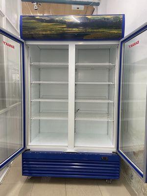 Tủ bảo quản lạnh 2 cánh Sanaky 1206l mới 89%