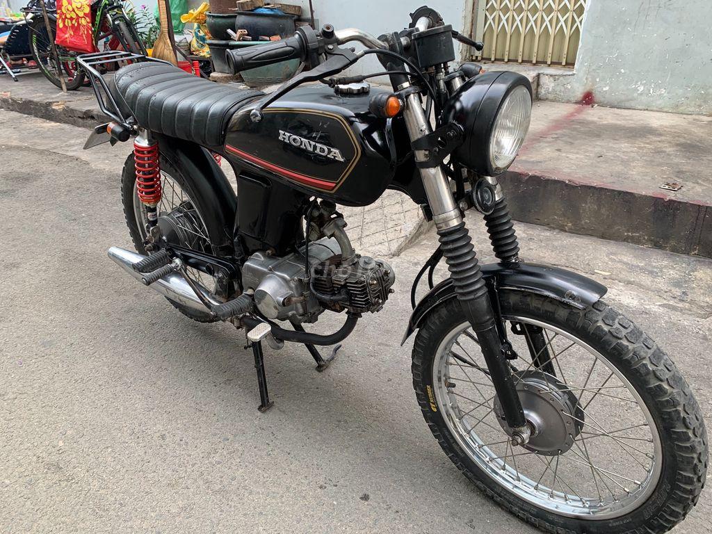 Honda 67 dọn kiểng