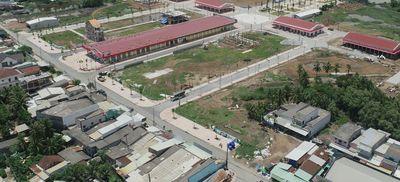 Dự án khu đô thị thạnh Phú