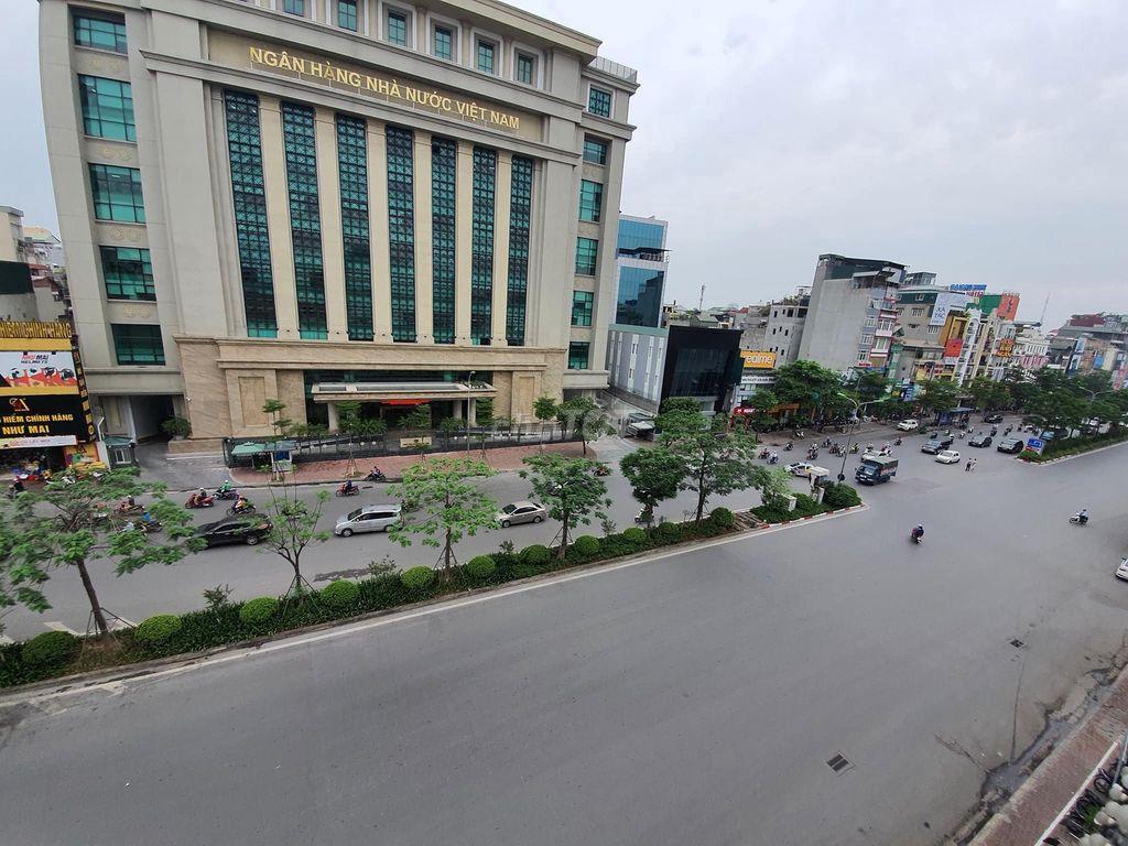 0983005449 - Bán nhà mặt phố Xã Đàn, 8 tầng, 22 tỷ