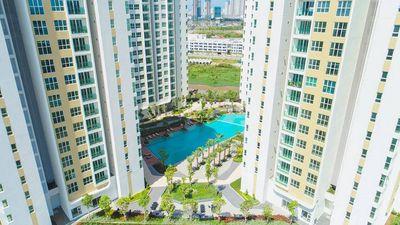 Bán căn hộ Sadora, view đẹp lầu cao giá 6.2