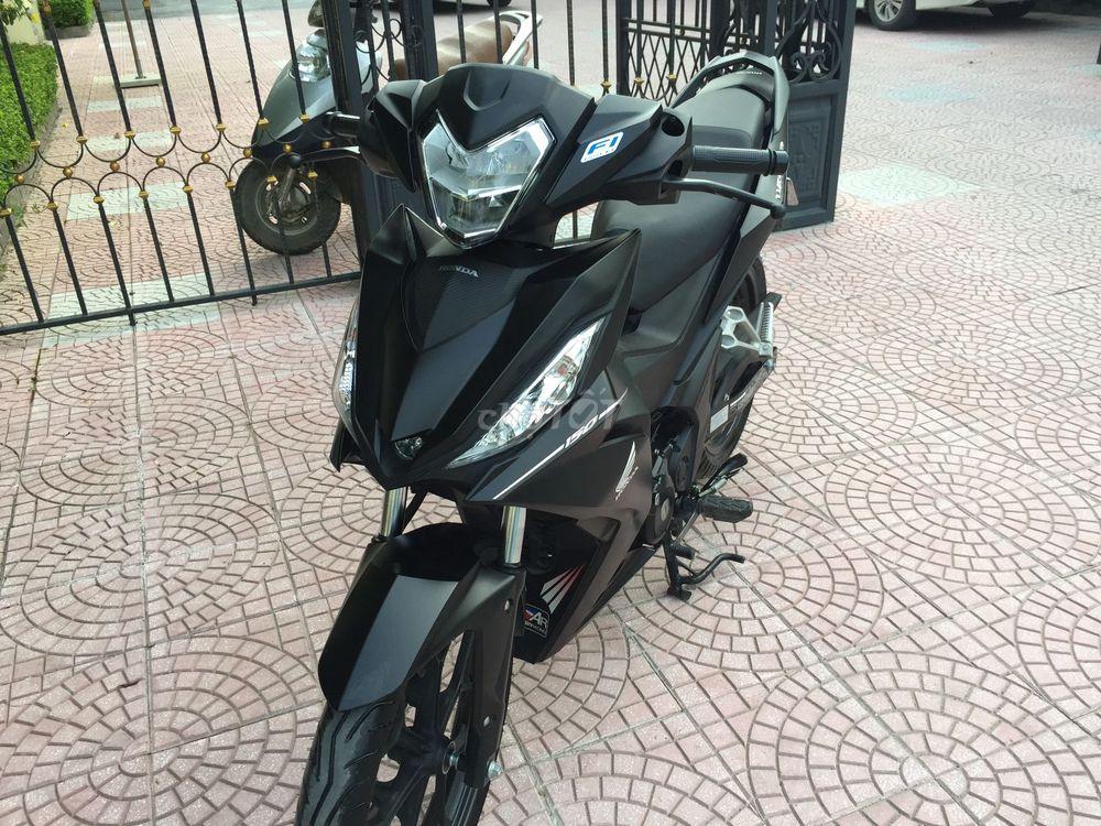 Honda Winner 150 màu đen sần chính chủ 2019