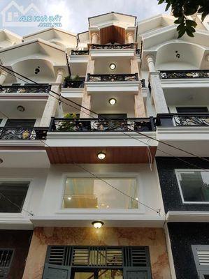 Nhà mới MT hẻm 6m Phan Đăng Lưu.P3.Phú Nhuận