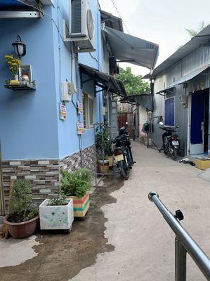 Nhà nhỏ 1 trệt 1 lầu Phạm Thế Hiển ,P6 Q8