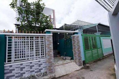 Nhà P. Phú Tân, Gần Đl Đồng Khởi, Hẽm xe hoa lâm