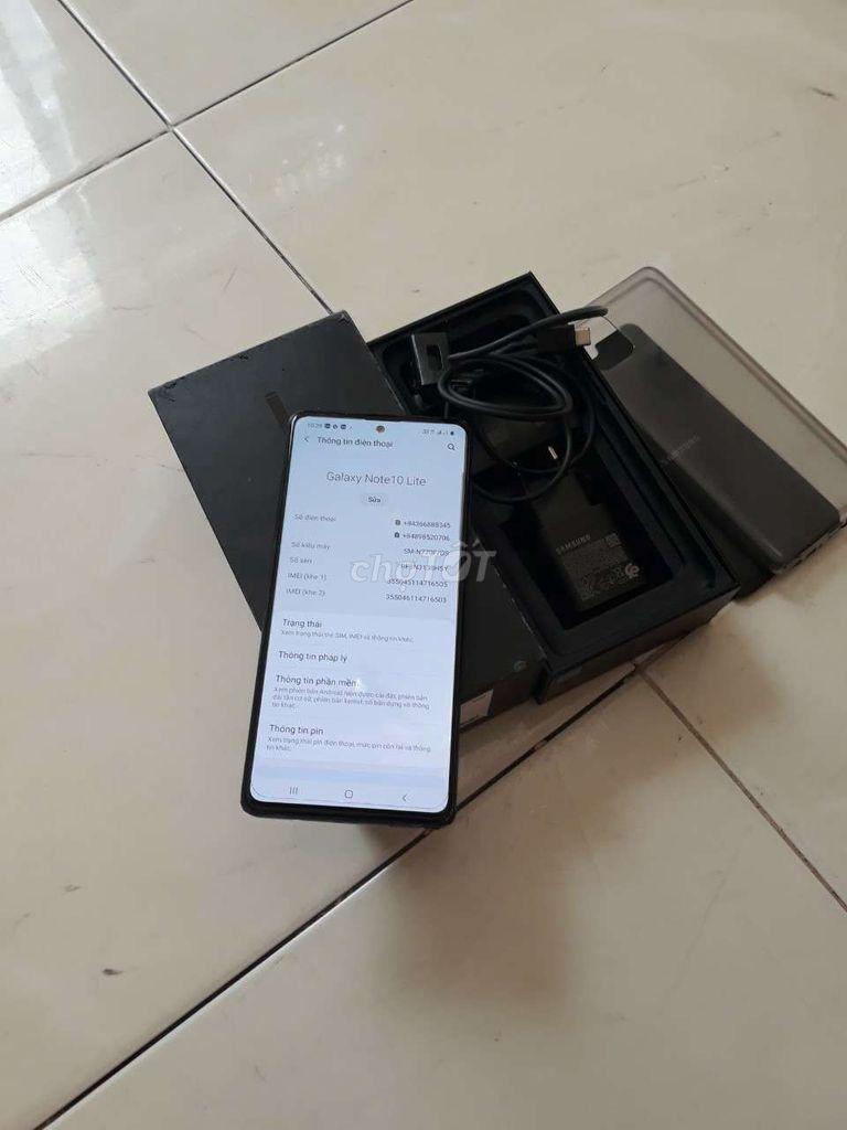 0366888345 - Samsung N770F bảo hành 5.2021 giao lưu