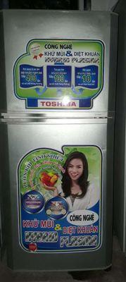 Tủ. Lạnh TOSHIBA 133 lit