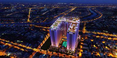 20 SUẤT NỘI BỘ, Chung cư Quận 8 62m² 2PN