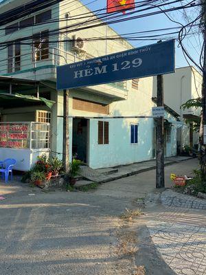 Bán nhà Trung tâm Trà An đối diện trường học