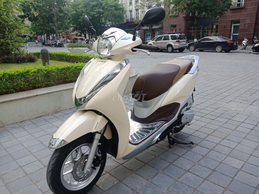 Honda Lead 125 fi đời mới KHOÁ THÔNG MINH 2019