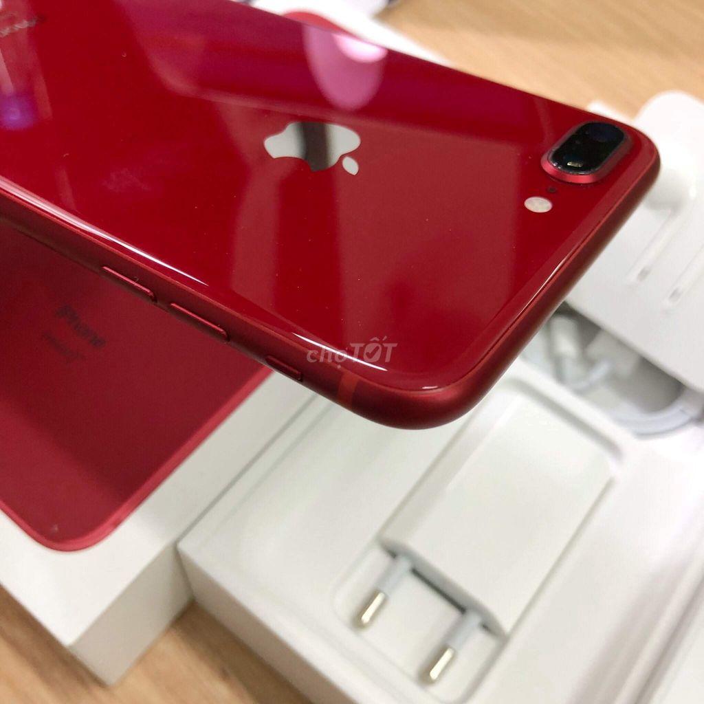 iphone 8 Plus 64G TGDĐ Đỏ Fullbox còn Phiếu BH 6T