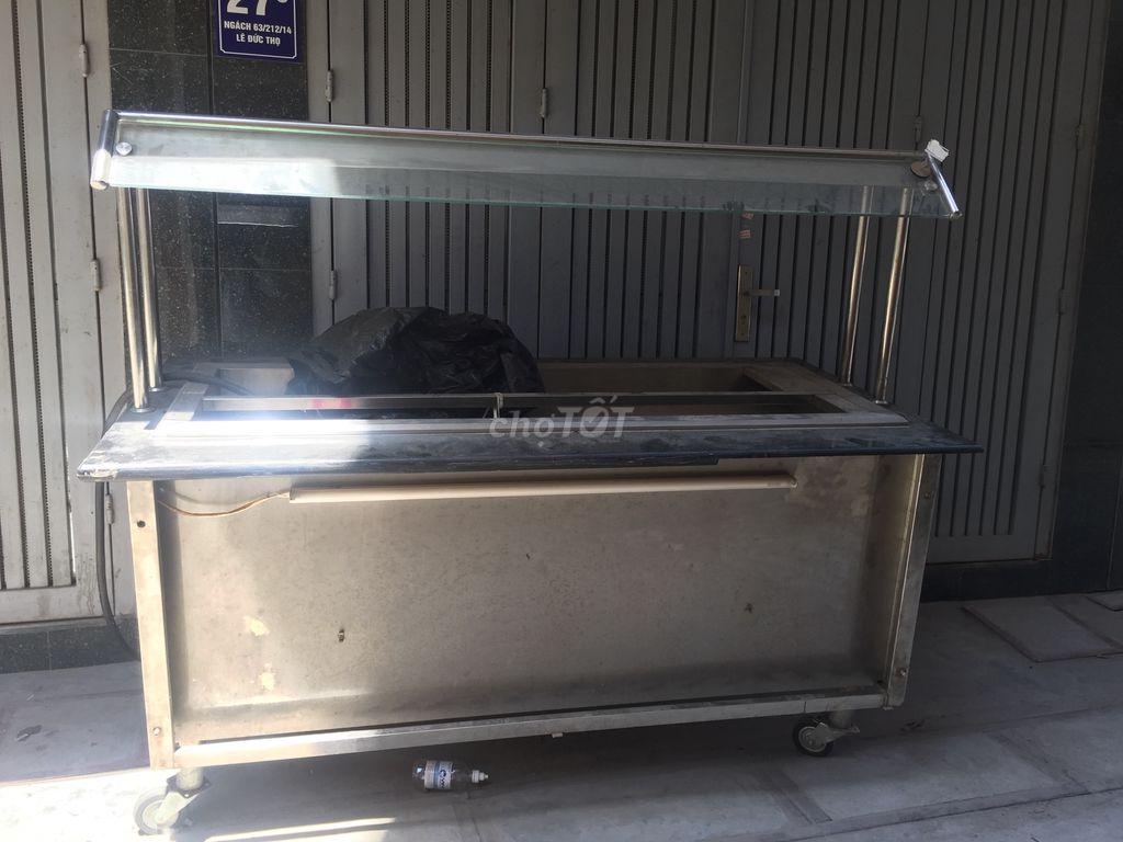 0374541633 - Bán xe giữ nhiệt thức ăn nhà hàng