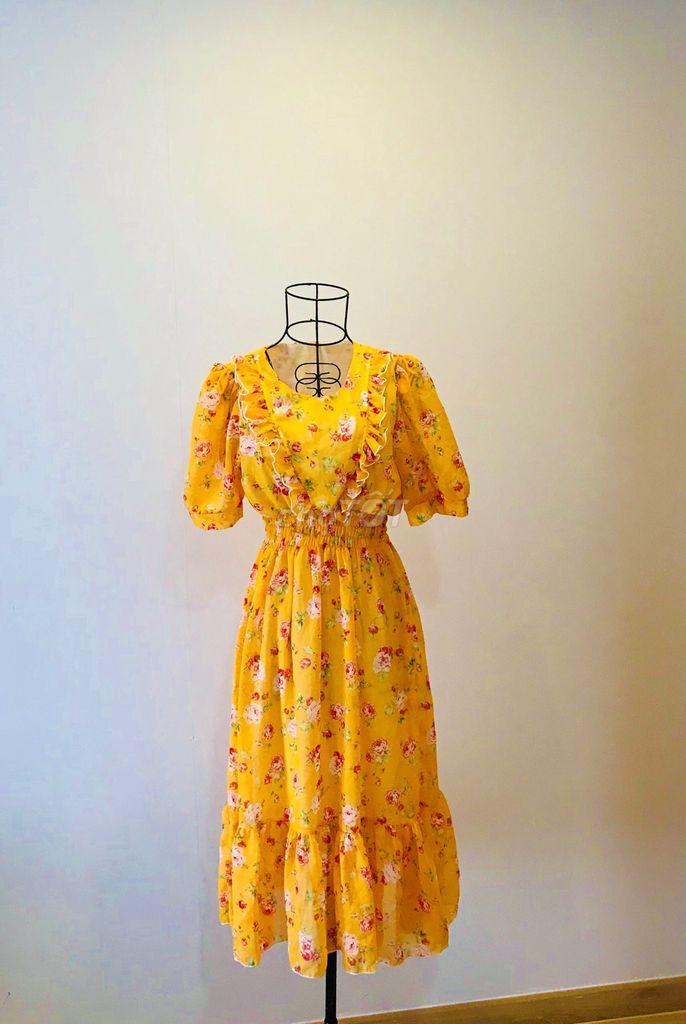 0328796406 - đầm thổ cẩm và đầm hoa ,size smlxl . Hàng việt Nam