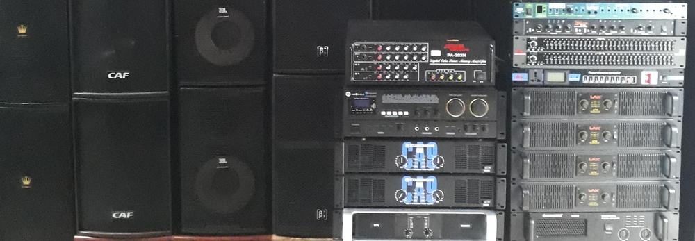 Cửa hàng Lâm Audio