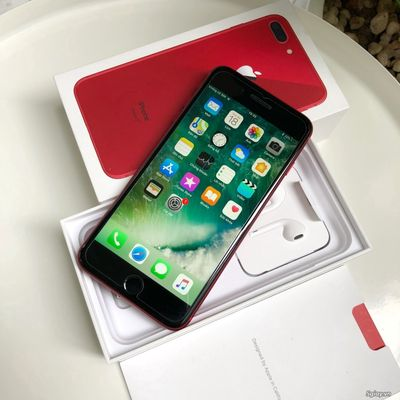Iphone 8 Plus Đỏ 64 (không zin tặng) BH TGDĐ 6T