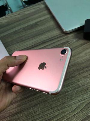 Apple iPhone 7 32 GB vàng hồng zin áp