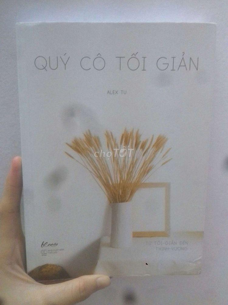 Quý cô tối giản - Alex Tu