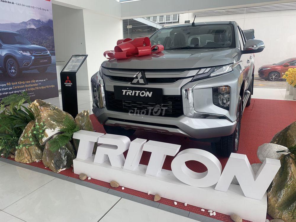 Bán Mitsubishi Triton 4x2 AT Giá Tốt Sài Gòn