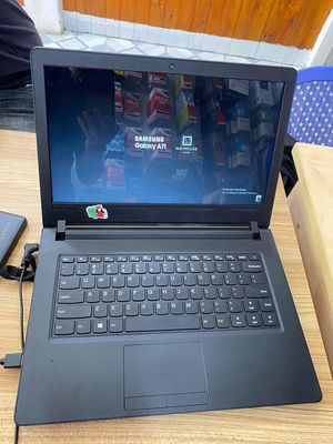 Laptop lenlovo ideapad 110 i5 6200U ssd nguyen zin