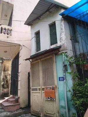 Bán nhà số 19 ngõ 496 đường Ngọc Hồi