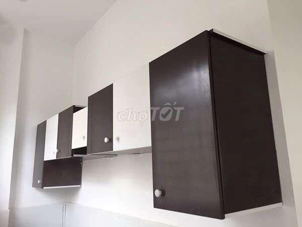 Tủ bếp 1tr2/m2 ko sợ nước mói mọt