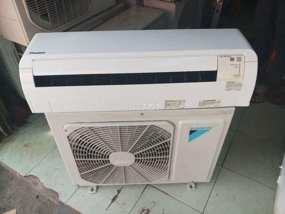 Máy Lạnh Daikin 1.0hp hàng thùng mới 98%